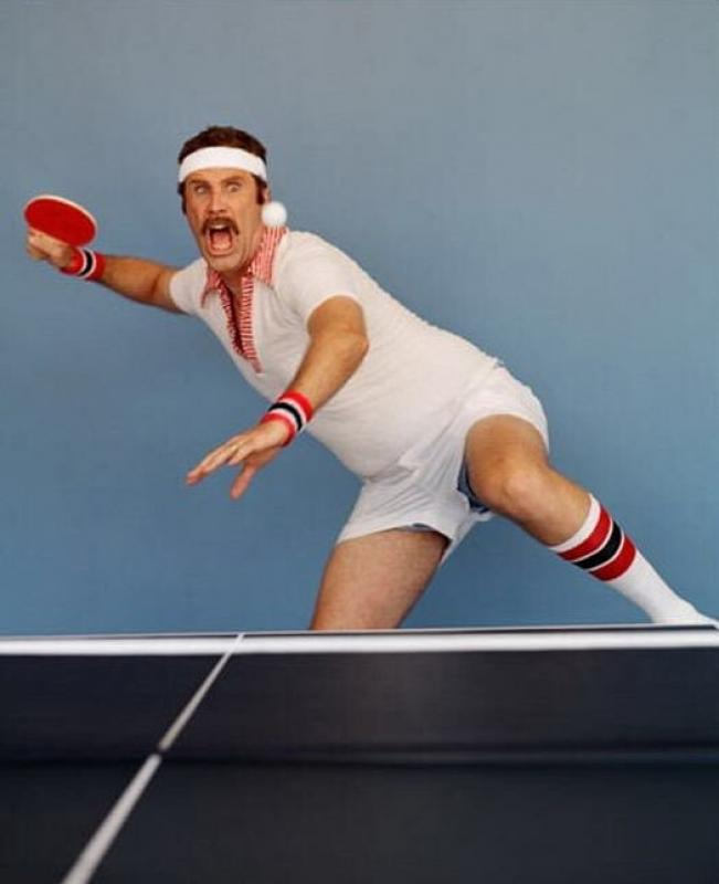 Ping Pong Passion