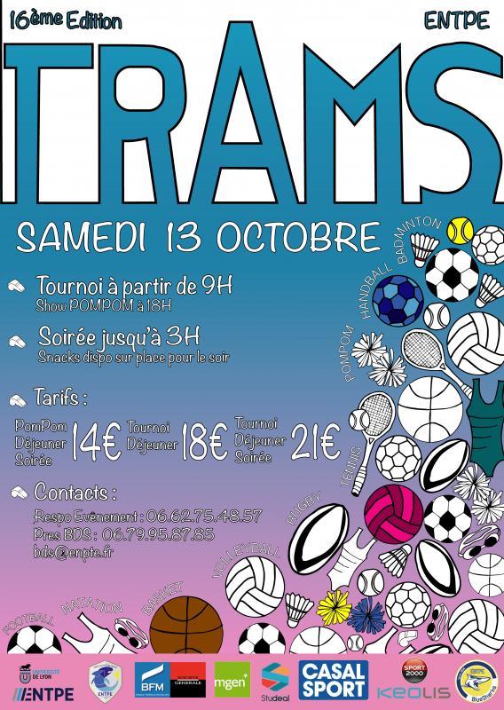 TRAMS – Tournois Rhône-Alpes Multi Sports