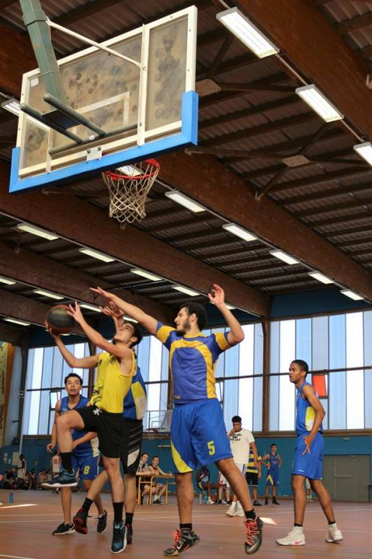 Basket Garçons